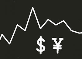 ドルと円のレート